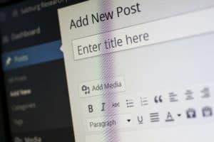 Blog Distribution